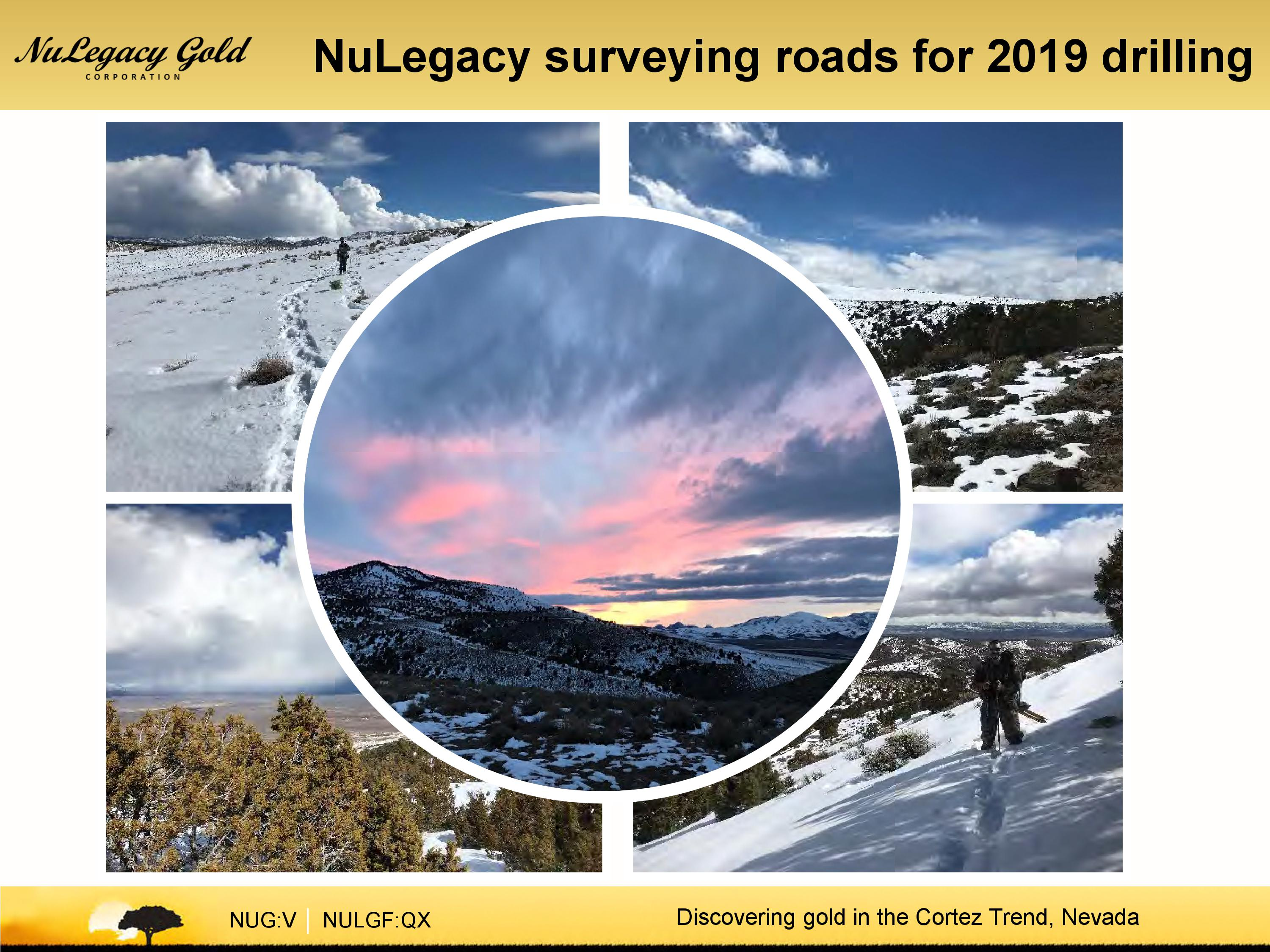 Drilling Roads Survey