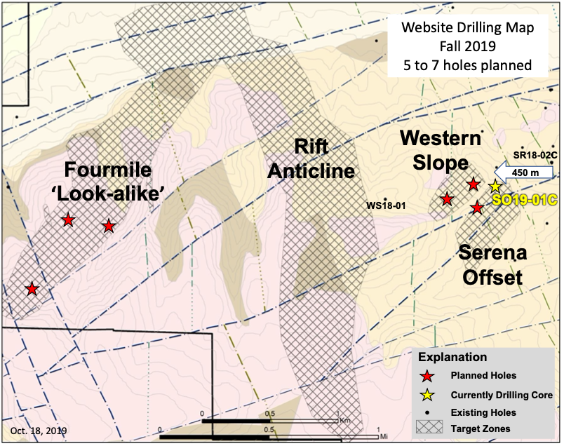 Drill Map